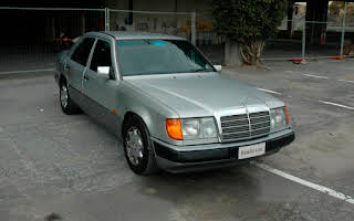 mercedes benz  200 E-16 Hire sanremo