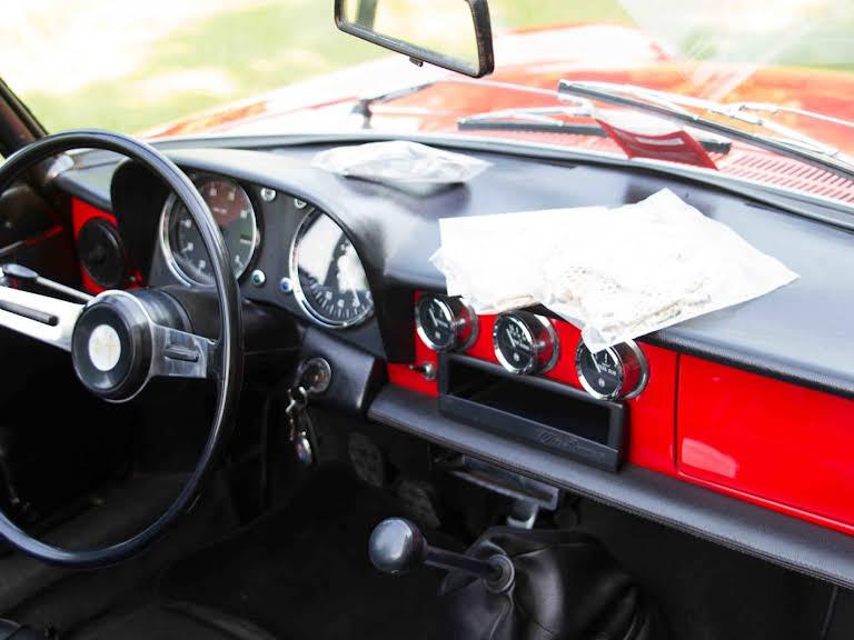 Alfa Romeo Duetto Osso Di Seppia Hire Padenghe Sul Garda
