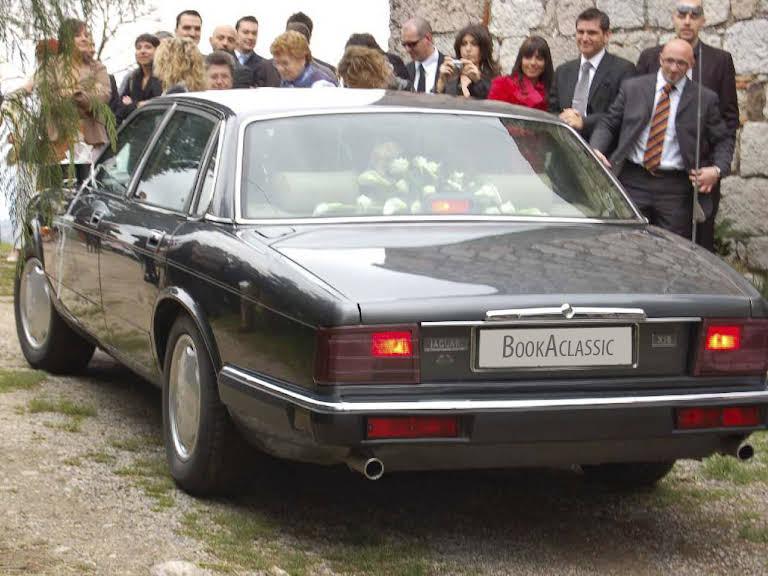 Jaguar Xj6 Hire Padenghe Sul Garda