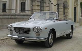 Lancia Flavia Rent Emilia-Romagna