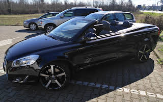 Volvo C70 Inscription Noleggio Varese