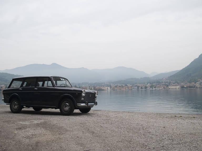 Fiat 1100 D Familiare Hire Milano