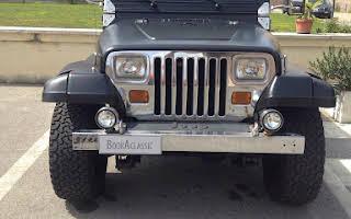 Jeep Wrangler Rent Campania