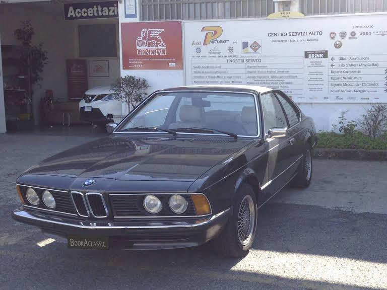 BMW 635 Csi Hire Cosenza