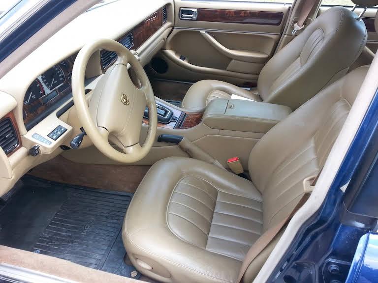 Jaguar Xj6 Hire Cardano Al Campo