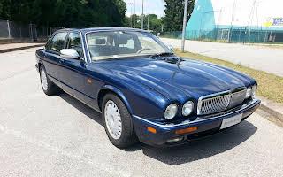 Jaguar Xj6 Rent Lombardia
