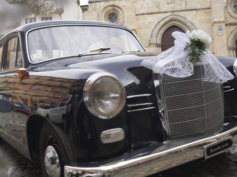 Mercedes Benz 190 D Hire Cosenza
