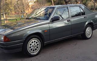 Alfa Romeo 75 Rent Lazio