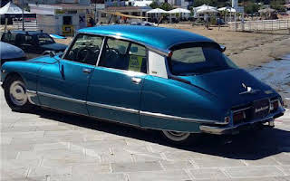 Citroen Ds 23 Ie Rent Abruzzo