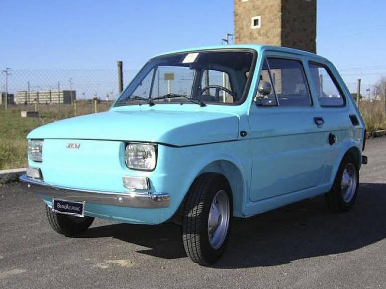 Fiat 126 1 Serie Hire Roma
