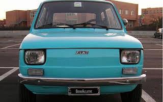 Fiat 126 1 Serie Rent Campania