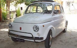Fiat 500 Rent Basilicata