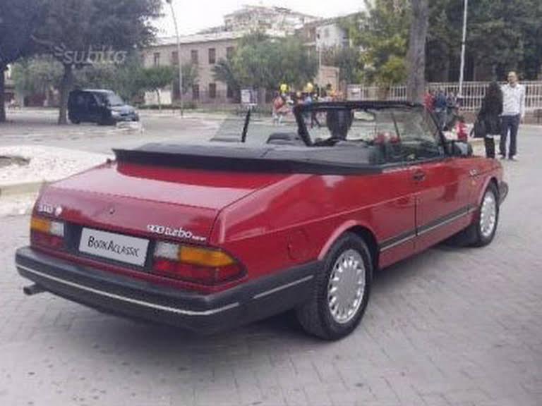 Saab 900 Cabrio Turbo Hire Orsara Di Puglia