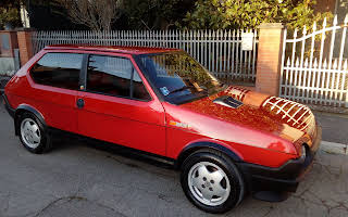 Fiat Ritmo 105 Rent Toscana