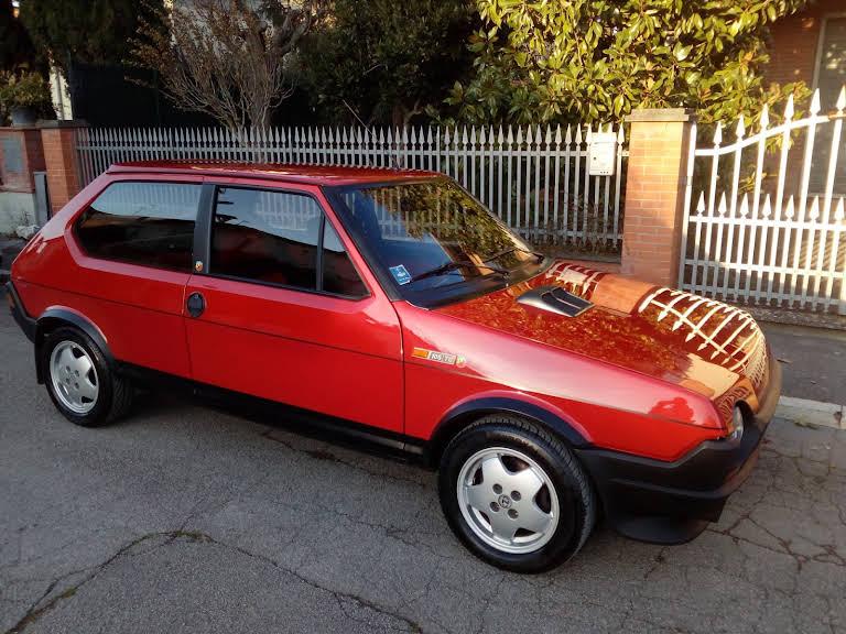 Fiat Ritmo 105 Hire Montepulciano