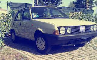 Fiat Ritmo Rent Lazio