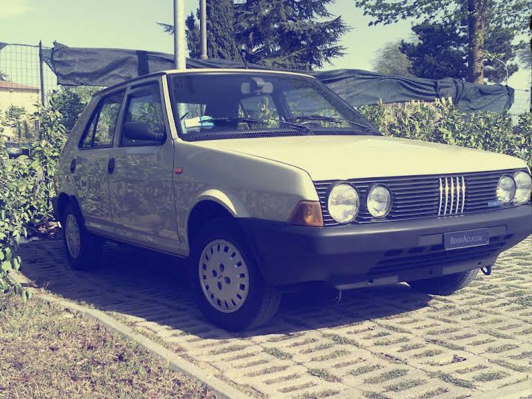 Fiat Ritmo Hire Montepulciano