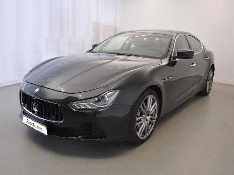Maserati Ghibli Hire Bergamo