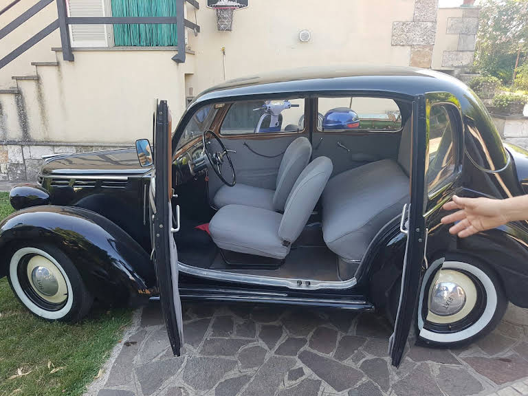 Fiat 1100e Hire Frosinone