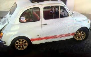 Fiat 500 Rent Lombardia