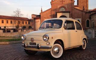 Fiat 600 D Rent Lombardia