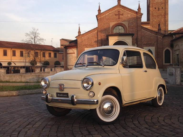 Fiat 600 D Hire Landriano Pv
