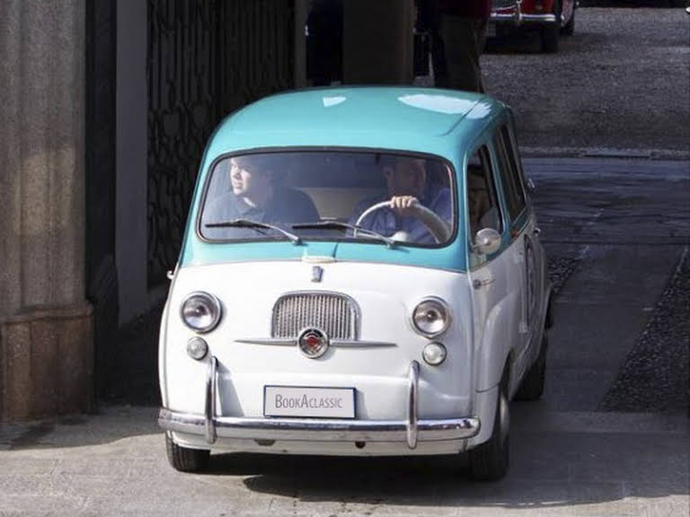 Fiat 600 Multipla Hire Como