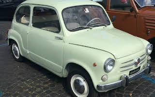Fiat 600 Rent Lazio