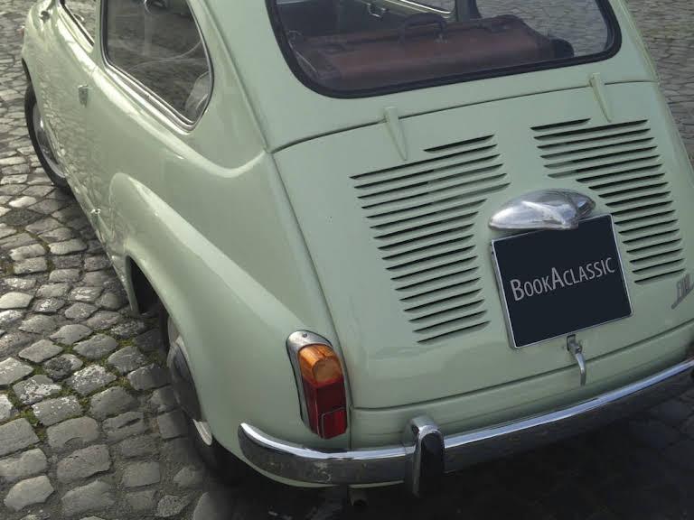 Fiat 600 Hire Roma