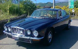 Jaguar Xj6 Rent Sicilia
