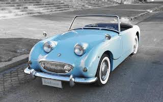Austin Healey Mk 1 Rent Lazio