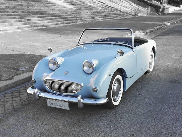 Austin Healey Mk 1 Hire Roma