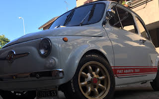 Fiat 500 Abarth Rent Lombardia