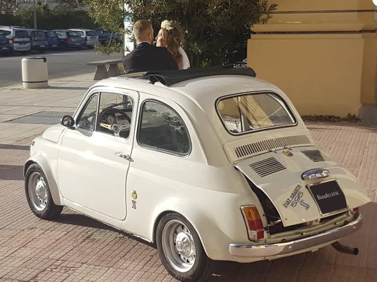 Fiat 500 Abarth 595 Hire Palermo