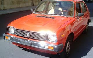 Honda Civic Rent Calabria