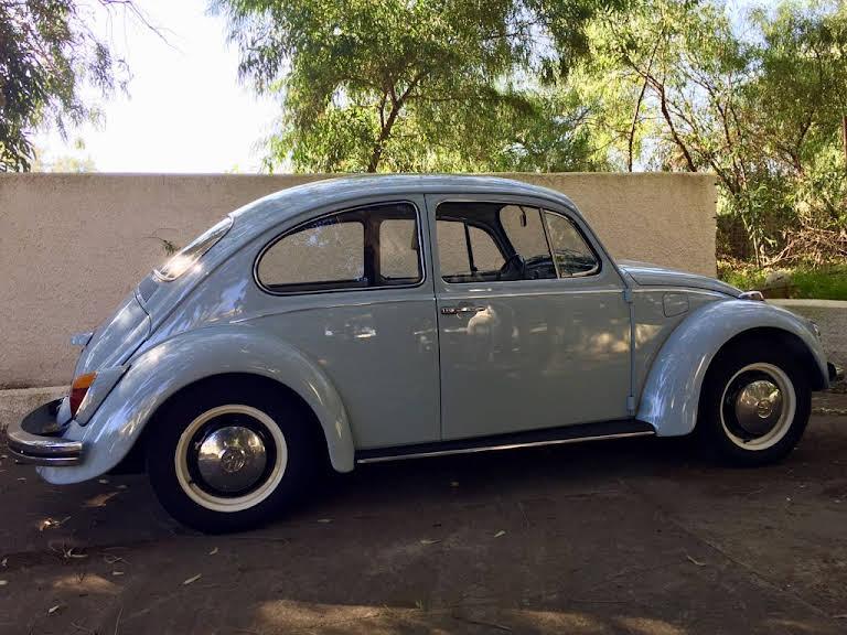 Volkswagen Maggiolino 11 D2 Hire Catania