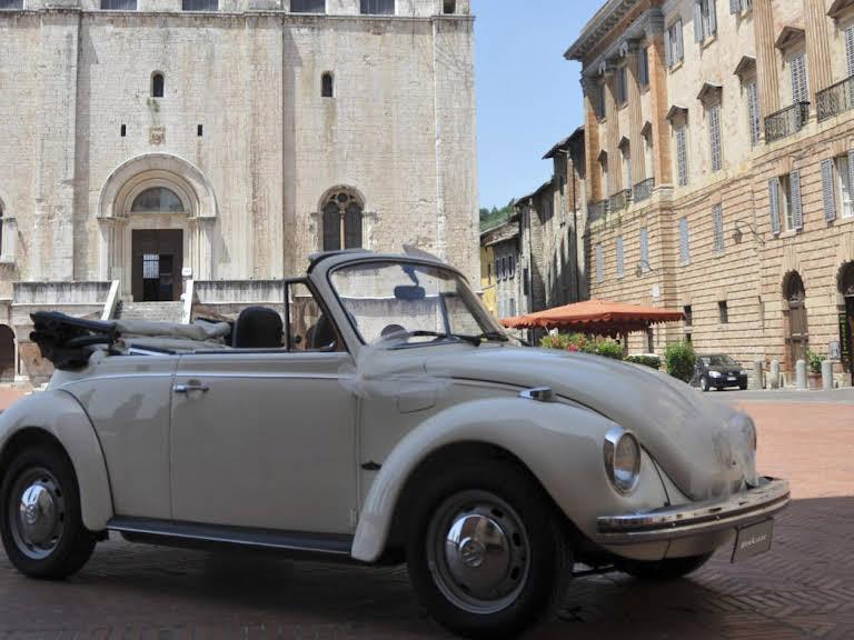 Volkswagen Maggiolino Hire Perugia