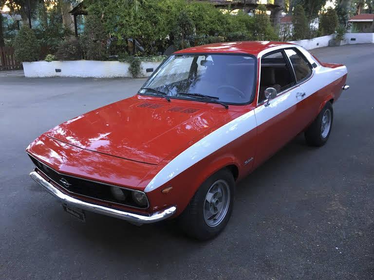 Opel Manta Hire Imperia