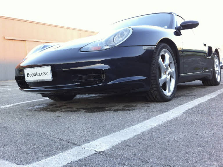 Porsche Boxter Hire Padova