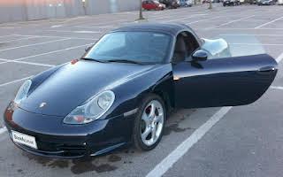 Porsche Boxter Rent Emilia-Romagna
